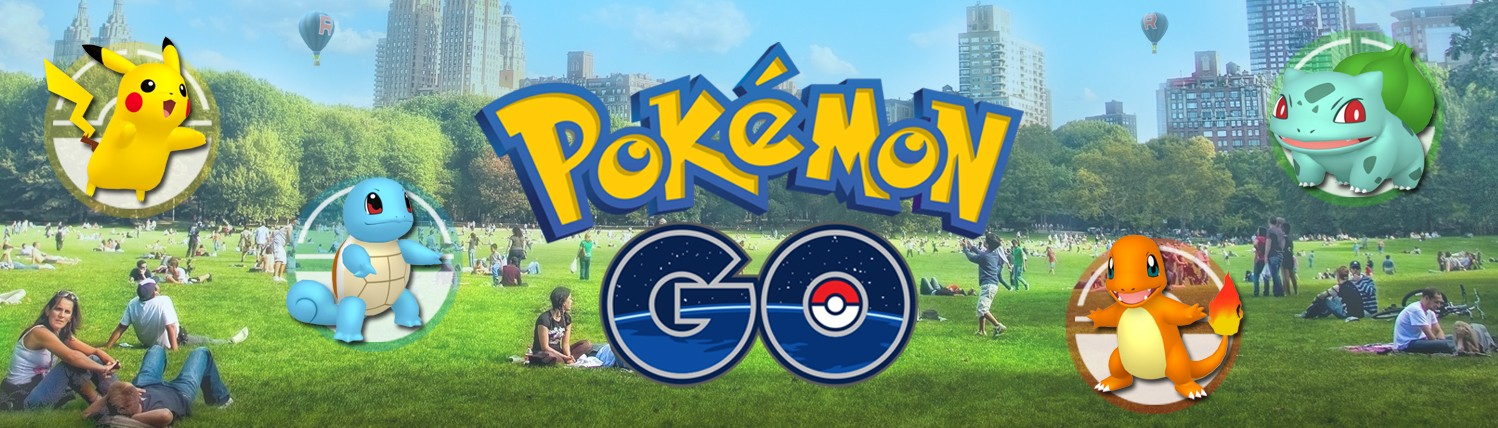 Catch 'Em All - Pokémon GO Nieuws
